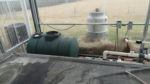 Compost tea basin