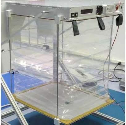 NASA's VEGGIE prototype