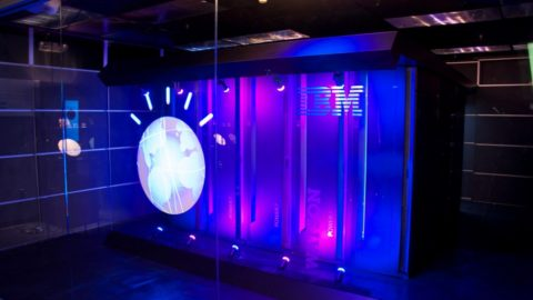 watson ibm supercomputer